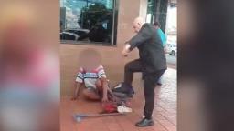 OAB vai denunciar agressão em calçada de churrascaria