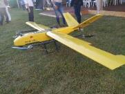 Primeiro drone híbrido do Brasil é lançado na Agrishow
