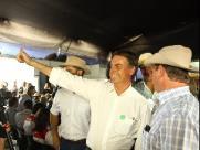 Bolsonaro e Doria abrem a Agrishow 2019 em Ribeirão Preto