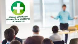 Servidores participam de semana de palestras em Águas
