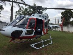 Águia faz operação em Araraquara - Foto: Da reportagem