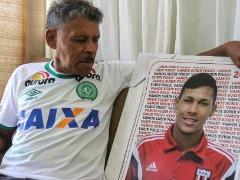 Ailton lembra do filho com orgulho - Foto: Tom Oliveira