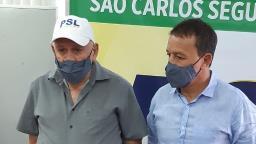 PSL anuncia candidatura de Airton Garcia para prefeito