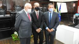 Prefeito, vice e vereadores eleitos em São Carlos são diplomados