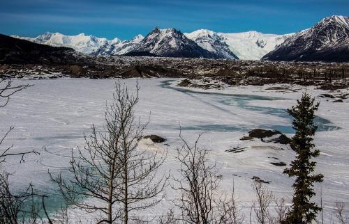 A pequena localidade de apenas duas ruas e 45 moradores, tem seu lado de fama por ser cenário da série Alasca ao Extremo, do canal Discovery - Foto: LARISSA COSTA / ARQUIVO PESSOAL