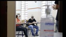 Veja como vai funcionar na hora do voto: eleitor deve usar máscara e álcool em gel