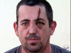 Alexandre é acusado de matar uma travesti em Ribeirão Preto (foto: Reprodução / EPTV) - Foto: Reprodução EPTV
