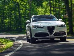 Alfa Romeo Stelvio foi testado em Portugal - Foto: Divulgação