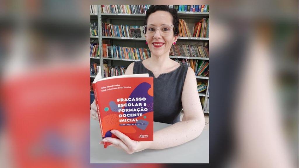 A escritora Aline Mori lançará o primeiro livro dela no domingo, em Ribeirão Preto (Foto: Divulgação) - Foto: Redes Sociais