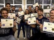 Alunos da Unesp ganham prêmio com pesquisa para tratamento de diabetes