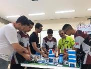 Alunos do Sesi de Araraquara se preparam para competição mundial de robótica
