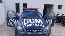 Guarda Municipal prende suspeito de matar segurança em Amparo