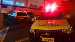 Polícia Civil detém homem por tráfico de drogas em Amparo