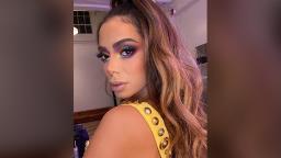 Anitta elogia beleza de jogador de vôlei brasileiro e tem resposta