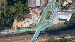 Concessionária altera tráfego da Rodovia dos Agricultores