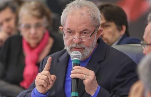 Agência Brasil - Anúncio foi feito mesmo após a condenação do ex-presidente