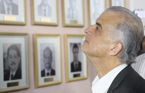 Anunciou foi feito nesta quarta-feira em Campinas. (Foto: Luciano Claudino/Código 19) - Foto: Luciano Claudino/Código 19