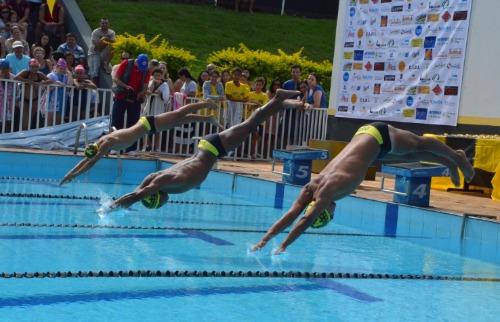 ACidade ON - São Carlos - Festival de natação da Apanasc acontece no domingo (22)