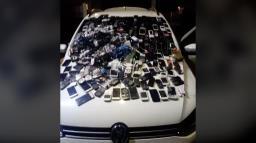 Agentes apreendem celulares e drogas em cadeia de Hortolândia