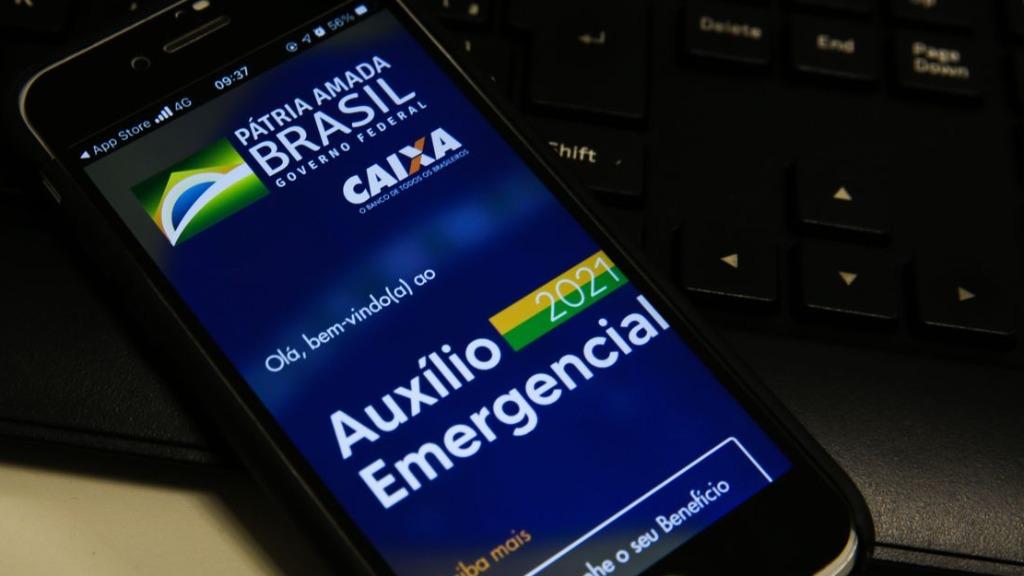 Aplicativo da Caixa (Foto: Marcello Casal Jr/Agência Brasil) - Foto: Marcello Casal Jr/Agência Brasil