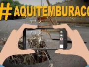 Hashtags identificam buracos em ruas de Ribeirão Preto