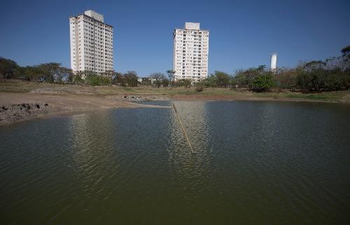 Weber Sian / A Cidade - Aquífero: Principal área de recarga fica na zona Leste (foto: Weber Sian / A Cidade)