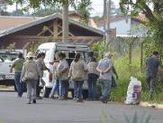 Vigilância realiza arrastão contra a dengue na região da Vila Xavier
