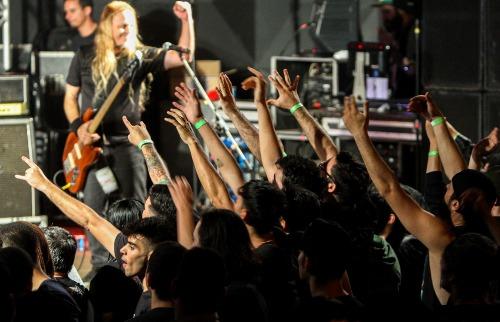 Araraquara Rock teve recorde de público  na edição deste ano (Amanda Rocha/ACidadeON) - Foto: Amanda Rocha