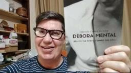 Araraquarense lança seu livro Débora Mental assim na terra como no céu