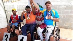 Atletismo garante 12 medalhas no primeiro dia de Jogos Abertos