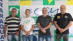 Araraquarenses vão a Brasília pedir respiradores e vacinas contra a covid-19