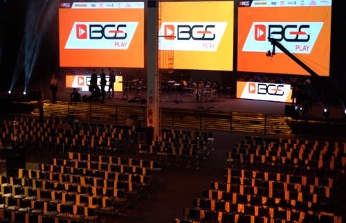 Arena BGS - Foto: Game ON TV