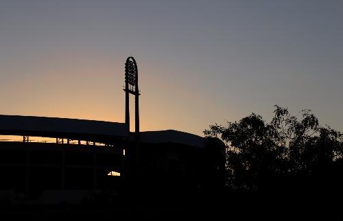 Arena da Fonte, em Araraquara (Patricia Peceguini Viana)