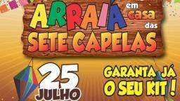 Santuário Sete Capelas inicia venda de kits de quermesse
