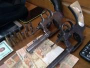 Guarda Civil detém dupla suspeita de praticar arrastão na zona Oeste