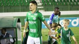 Guarani confirma retorno do meia Arthur Rezende nesta segunda