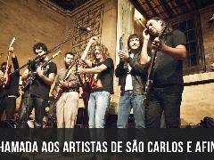 Artistas de São Carlos são convocados em chamada pública (Foto: Divulgação) - Foto: ACidade ON - São Carlos
