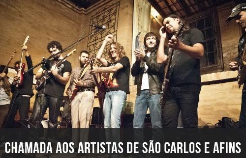 ACidade ON - São Carlos - Artistas de São Carlos são convocados em chamada pública (Foto: Divulgação)