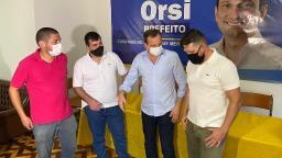 PSD oficializa candidatura de Artur Orsi à Prefeitura