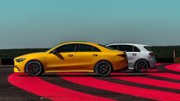 Mercedes-AMG inicia vendas de seus mais novos esportivos