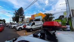 Assaltante morre em confronto com a PM em São Carlos
