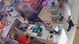 VÍDEO: Farmácia é assaltada na zona Leste de Ribeirão Preto