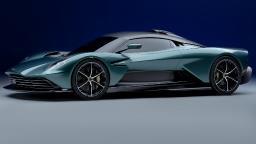 Novo modelo híbrido da Aston Martin beira a perfeição