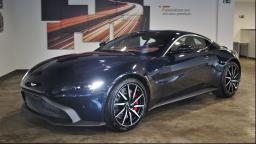 Superesportivo Aston Martin Vantange chega ao Brasil