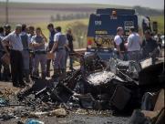 Em três anos, região registra sete ataques a carros-fortes em rodovias