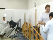 Faculdade dá atendimento de fisioterapia de graça