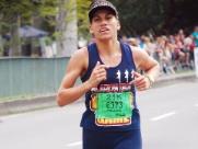 Atleta da Fundesport corre pela 1ª vez em pelotão de elite