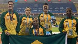Paratleta de Ribeirão é campeão mundial em arremesso de peso
