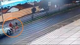 Idosa atropelada em Franca tem quadro de saúde estável