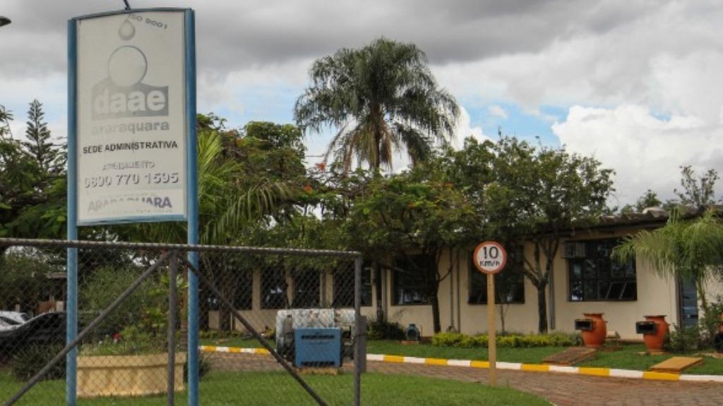 Atualmente, atendimento é feito na sede administrativa do DAAE (Foto: Amanda Rocha/Arquivo/ACidadeON) - Foto: Amanda Rocha
